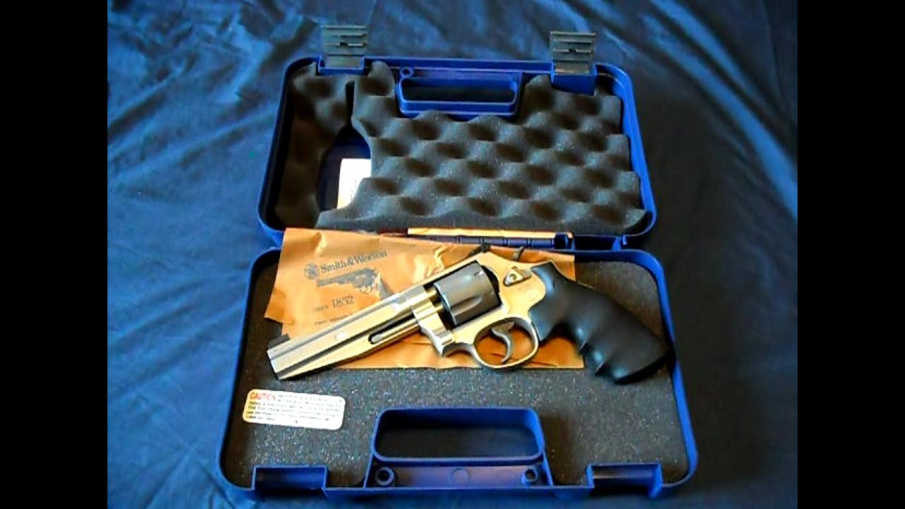 Smith And Wesson 986 9mm Revolver Unboxing And Review
