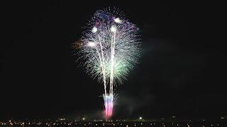 """【内閣総理大臣賞】2016 大曲の花火 野村花火工業「光の旋律」 Omagari Fireworks Nomura """"Melody of light"""" thumbnail"""