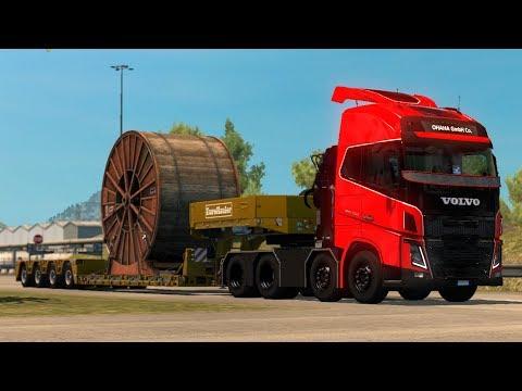 [1.30] Euro Truck Simulator 2 | Volvo FH 2012 v22.06r | Mods