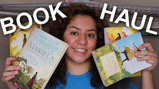 Anne of Green Gables/L.M. Montgomery Book Haul!