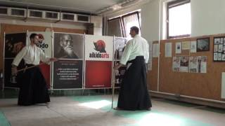kumijo 2 [TUTORIAL] Aikido advanced weapon technique