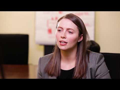 Meet Melissa, Analyst, Risk & Quantitative Analysis