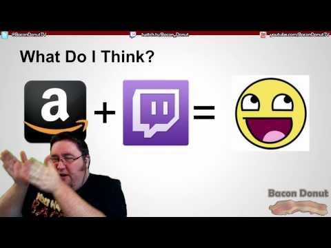 VLOG - Amazon Buys Twitch
