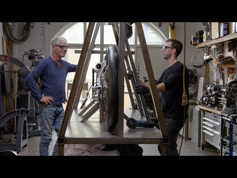 Raw Craft with Anthony Bourdain  Episode Twelve: Max Hazan