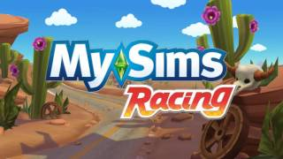 Main Menu - MySims Racing