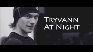 Tryvann At Night