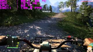 Far cry 4 Patch 1.5.0 Update GTX 980 FPS Performance Test