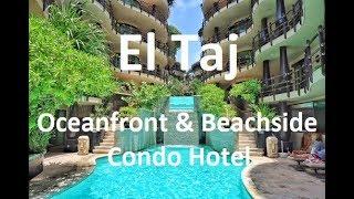 What the El Taj Condo Hotel is like in Playa Del Carmen