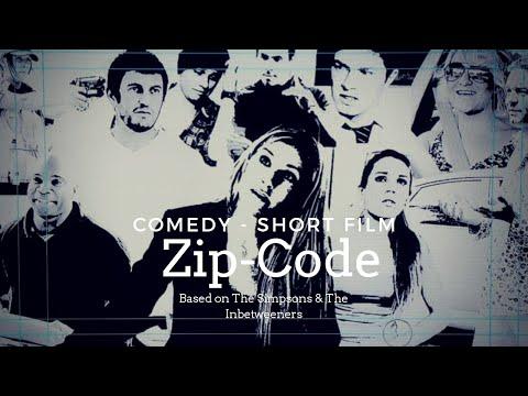 Zip-Code  UK Comedy Movie based on the Simpsons