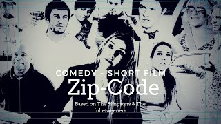 Zip-Code  UK Comedy Movie based on the Simpsons