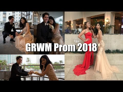GET READY WITH ME: JUNIOR PROM 2018
