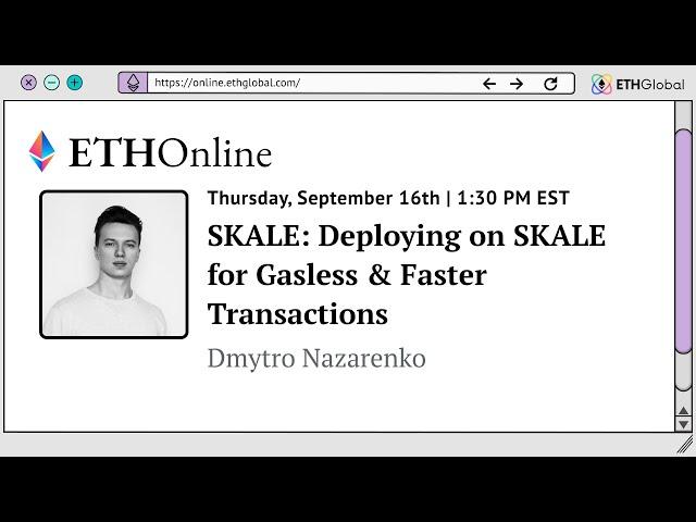 SKALE | Deploying on SKALE for Gasless & Faster Transactions