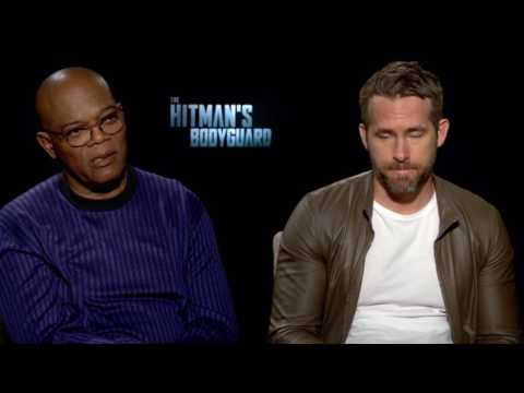 Samuel L. Jackson & Ryan Reynolds: THE HITMAN'S BODYGUARD