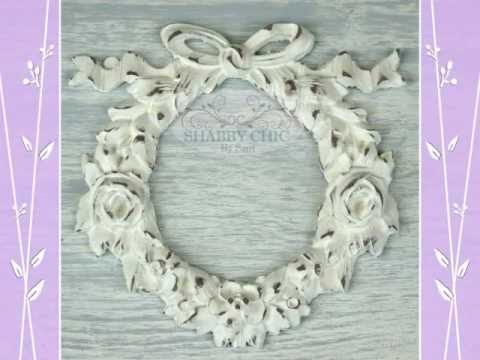 Shabby Chic by Sam Mouldings & Appliques ~ Vintage Coco