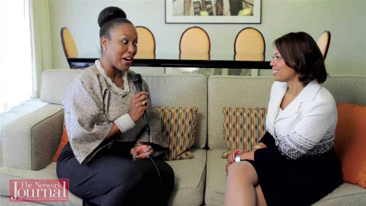 Stacie NC Grant talks with Erika Irish Brown for The Network Journal ...