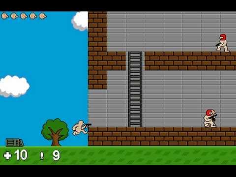 Ikiki Games Gallery - Part 21 Teppoman てっぽマン