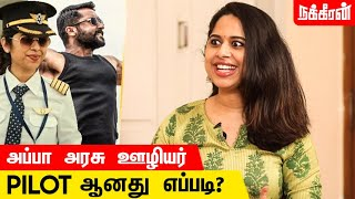 Real Pilot Varsha Interview | Soorarai Pottru | Suriya