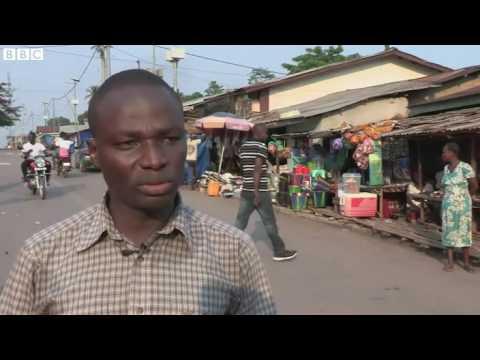 Living with Sierra Leone's mine closures   BBC News