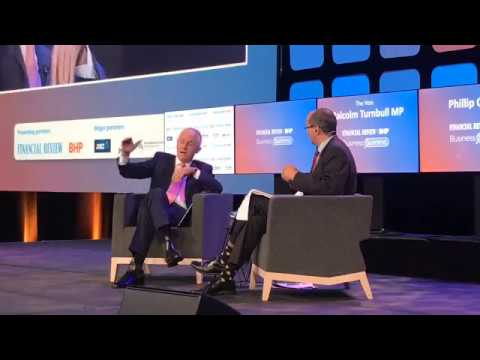 Q&A with Phil Coorey at the Australian Financial Review Business Summit