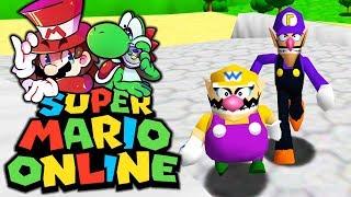Manu wird Fett! | 03 | Super Mario 64 Online