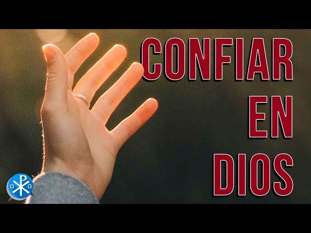 Confiar en Dios   Perseverancia - P. Gustavo Lombardo