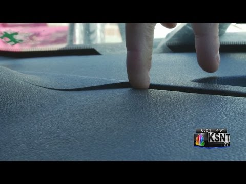 General Motors Drivers Worry About Widespread Dashboard Cracks