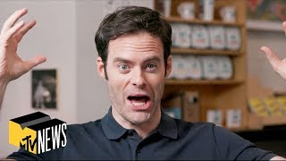 Bill Hader on 'SNL' Beginnings, 'Barry' & 'IT Chapter Two' | MTV News