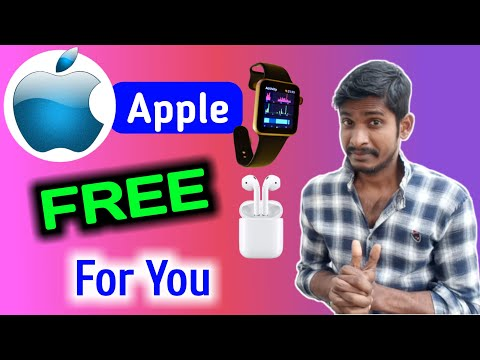 1 Trick || FREE Apple Watch || FREE Apple Airpods |  How To Get Free Apple Products