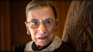 WATCH: RUTH GINSBURG MAKES MISTAKE ON CAMERA THAT
