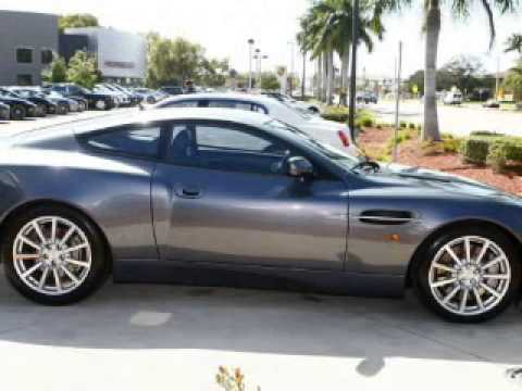 Aston Martin Vanquish Naples FL YouTube - Aston martin naples