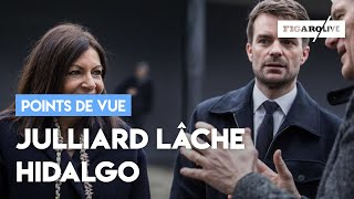 Une démission qui ébranle la mairie de Paris
