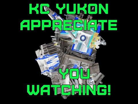 Arctic Cat how to clean power valves! KCYukon