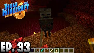 Wither SKELETON HUNT!!! |H6M| Ep.33 How To Minecraft Season 6 (SMP)