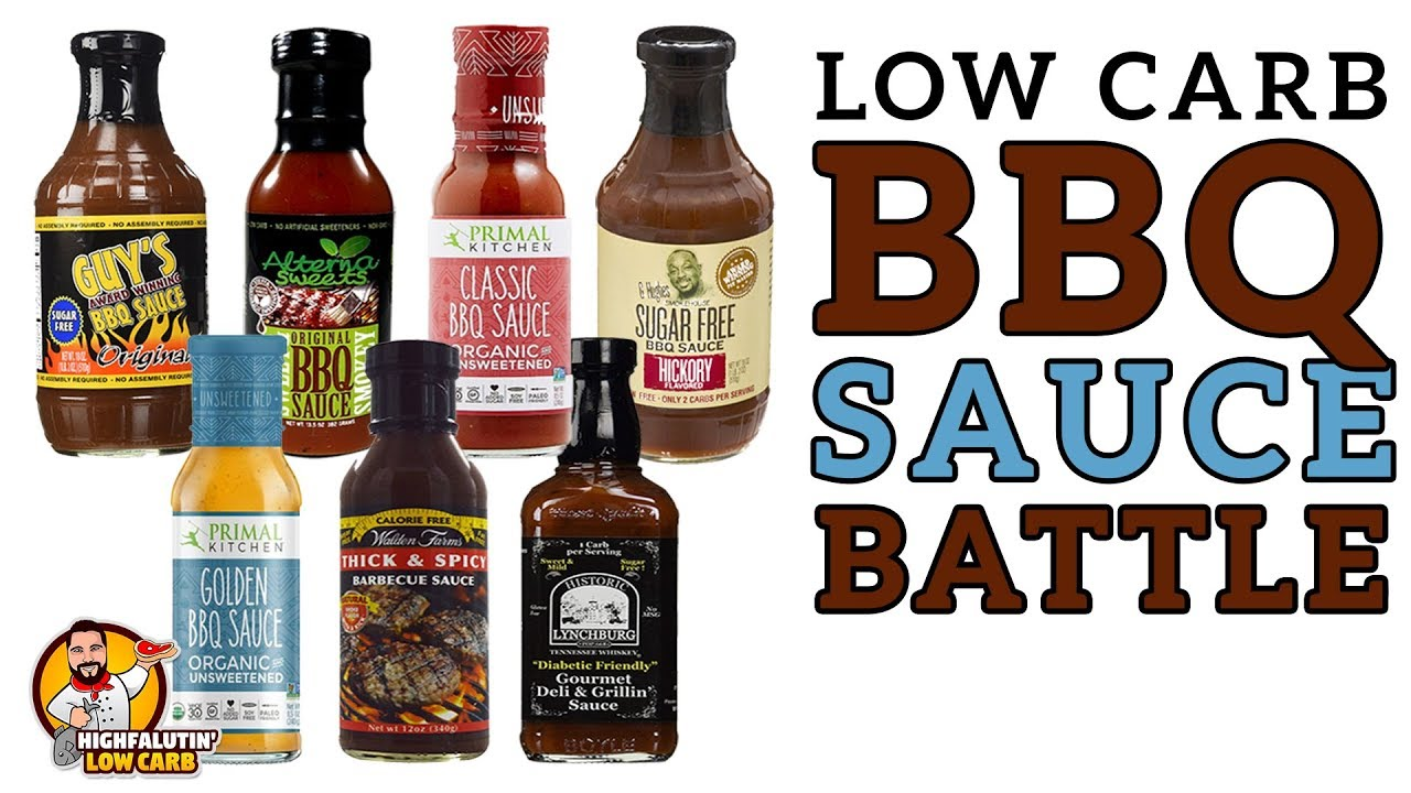 Epic Low Carb Bbq Sauce Battle The Best Keto Barbecue Sauces