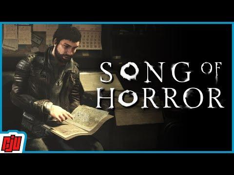 Song Of Horror Part 8 | Episode 3 Ending | PC Horror Game