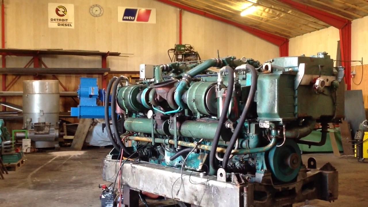 Detroit Diesel 16v149