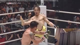 Diego Nunes vs Yusuke Yachi Rizin 10 May 6, 2018