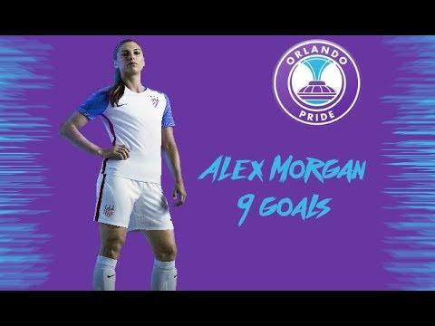 586216f4453 Alex Morgan | 2017 Goals - YouTube