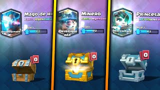 ¿No te Salen las CARTAS LEGENDARIAS en Clash Royale Fácil y Rápido? | Clash Royale - TheMike2311