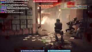 Battlefield 4: CQC Multiplayer! - PC BF4 Livestream