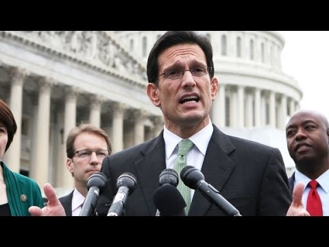 GOP 'earthquake': Eric Cantor loses