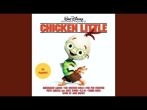 Chicken Little - Si Tu Quieres Ser Mi Novia (Wannabe)