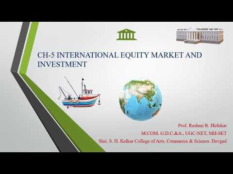 International Equity Market