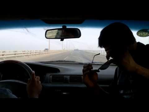Trip to Dammam  Bahrain bridge