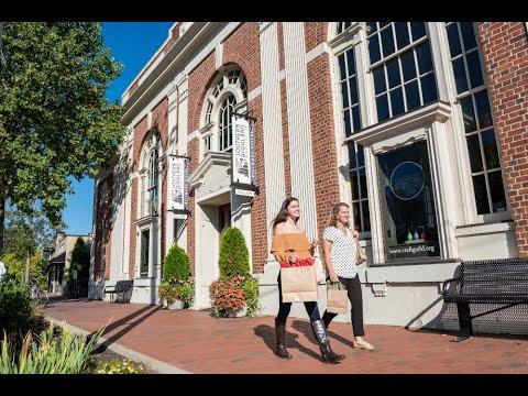 Explore Biltmore Village in Asheville, NC!