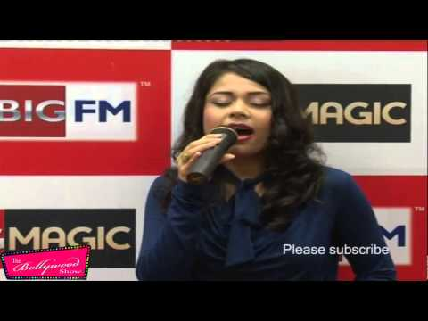 Nikita Nigam Sings Song For Author Priya Kumar @ Book Launch 'The Perfect World'