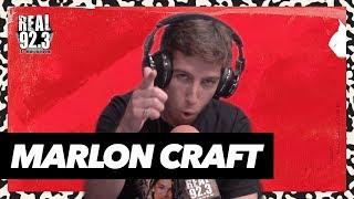 Marlon Craft Freestyles Over