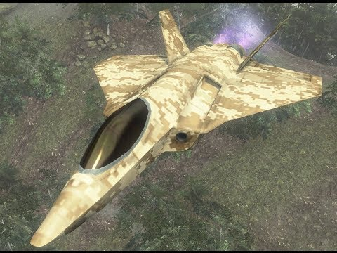 Call of Duty: Black Ops II - Jet Flying Mission 10