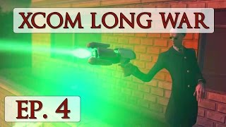 XCOM Long War Season 3 - Ep. 4 - Let's Play Beta 15 Impossible