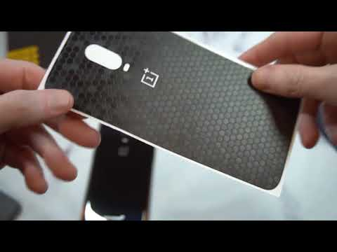 dbrand New Black Swarm Skin For OnePlus 6t Review